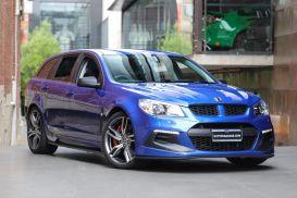 2016 Holden Special Vehicles Clubsport GEN-F2 R8 Tourer LSA 5dr Spts Auto 6sp 6.2SC [MY16]