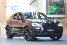 2020 BMW X4 M F98 Competition Coupe 5dr M Steptronic 8sp M xDrive 3.0T