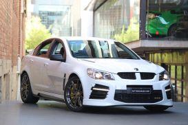 2016 Holden Special Vehicles GTS GEN-F2 Sedan 4dr Spts Auto 6sp 6.2SC [MY16]