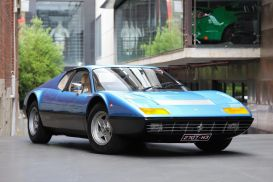 1976 Ferrari 365 BOXER GT4 Coupe 2dr Man 5sp 4.4