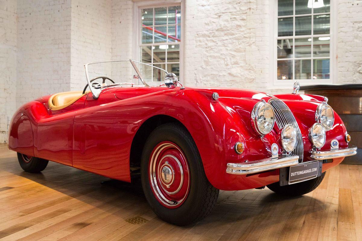 1953 Jaguar XK120 | For Sale | DuttonGarage.com