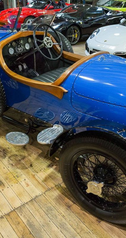 1924 Hispano-Suiza H6C Short Chassis - for sale in Australia
