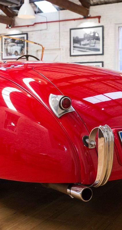 1953 Jaguar XK120 - for sale in Australia