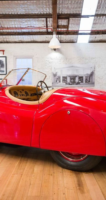 1953 Jaguar XK120 - for sale in Australia
