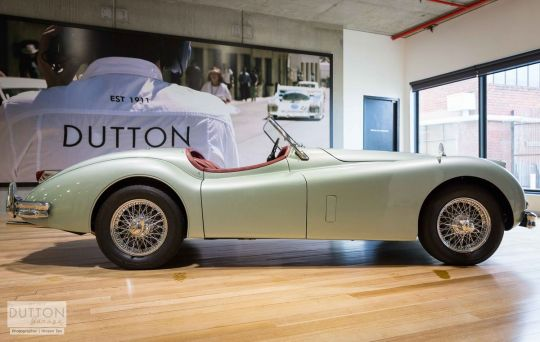 1958 Jaguar XK 140- for sale in Australia