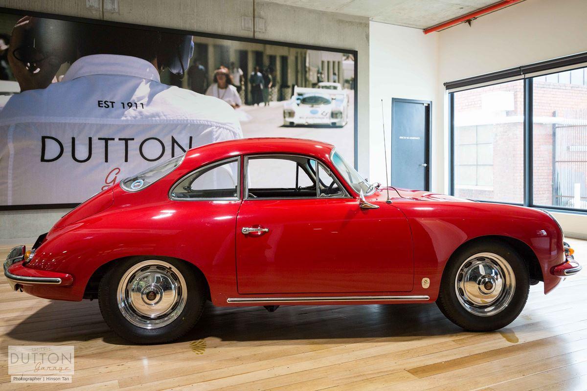 1963 Porsche 356 B Coupe For Sale Duttongarage Com