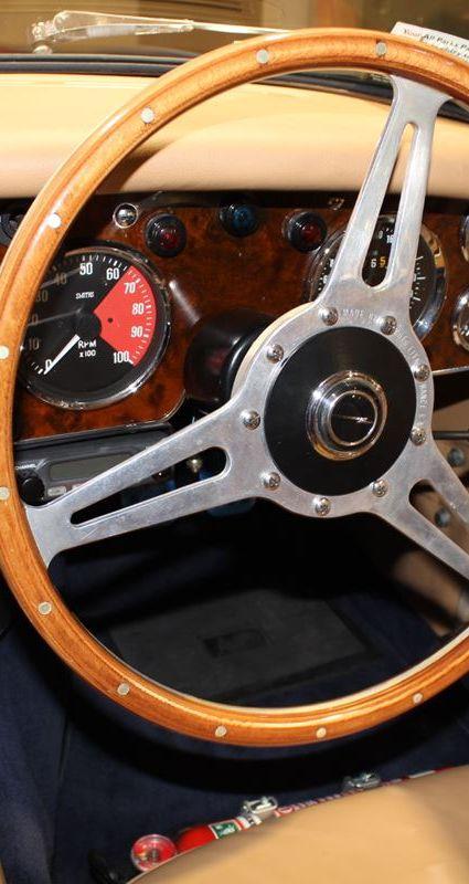 1966 Austin-Healey MK III 3000- for sale in Australia