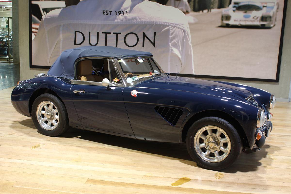 1966 Austin-Healey MK III 3000 | For Sale | DuttonGarage.com