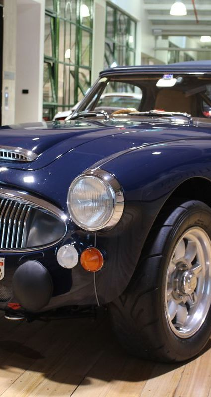 1966 Austin-Healey MK III 3000- for sale in Australia