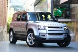 2020 Land Rover Defender L663 110 D240 First Edition Wagon 5dr Spts Auto 8sp AWD 2.0DTT [MY20.5]