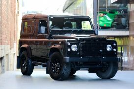 2016 Land Rover Defender 90 Wagon 3dr Man 6sp AWD 2.2DT [MY16]
