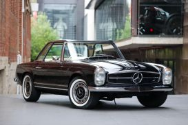 1969 Mercedes-Benz 280SL Sports Roadster