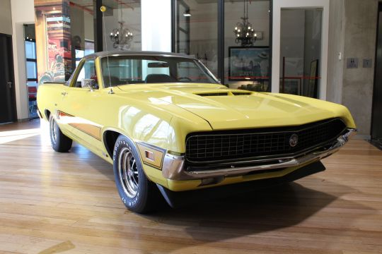 1970 FORD RANCHERO GT- for sale in Australia