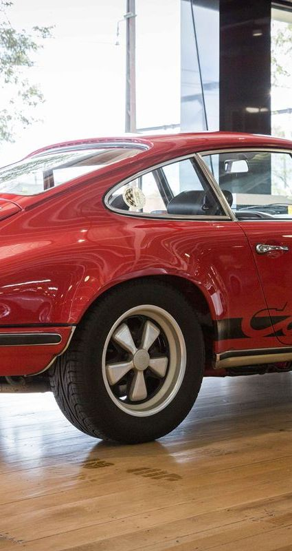 1973 Porsche 911 Carrera RS - 2.7 -for sale in Australia