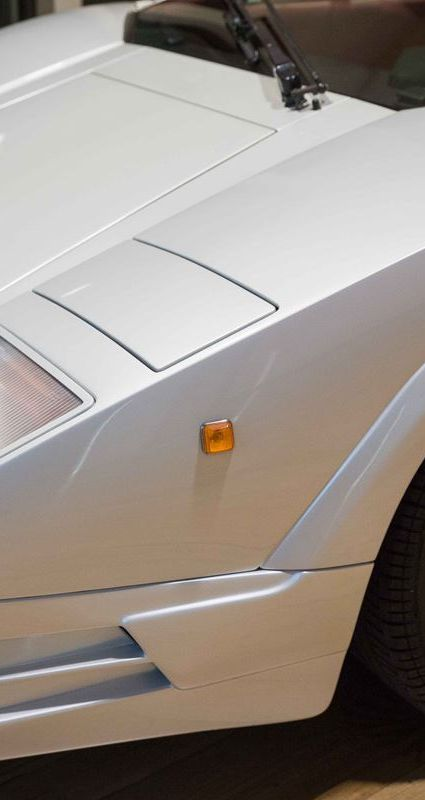 1988 Lamborghini Countach '25' ANNIVERSARY (carburetor)- for sale in Australia