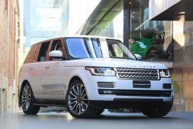 2017 Land Rover Range Rover L405 SDV8 Vogue SE Wagon 5dr Spts Auto 8sp 4x4 4.4DTT [MY17]
