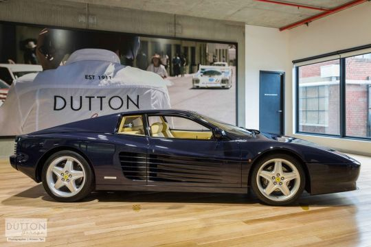 1994 Ferrari 512 TR- for sale in Australia