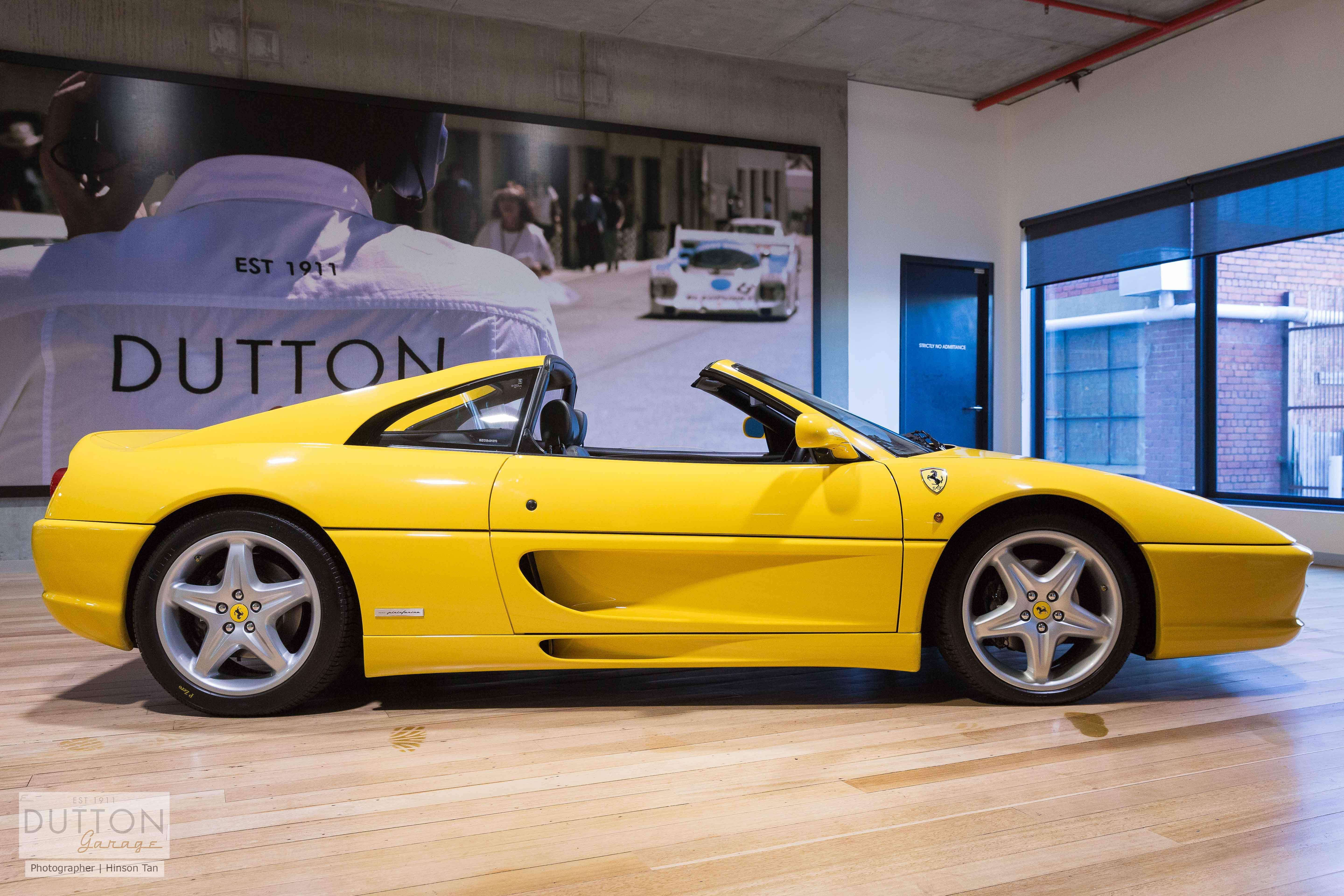 1998 FERRARI F355 GTS F1- for sale in Australia