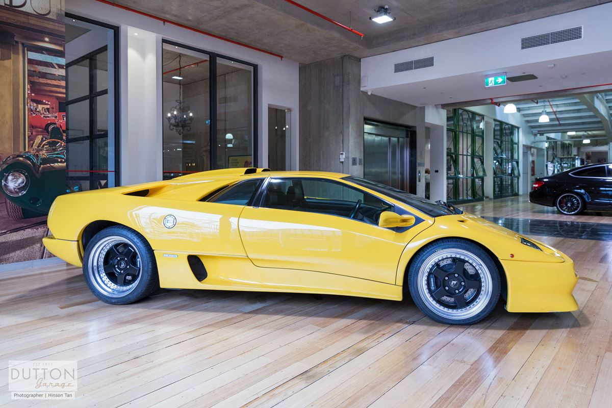 2000 Lamborghini Diablo SV - for sale in Australia