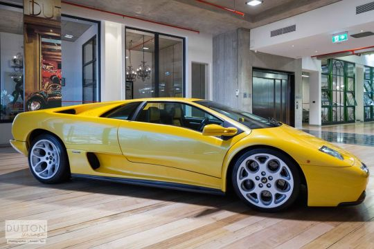 2001 Lamborghini Diablo 6.0 VT- for sale in Australia