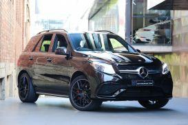 2018 Mercedes-Benz GLE-Class W166 GLE63 AMG S Wagon 5dr SPEEDSHIFT PLUS 7sp 4MATIC 5.5TT [Jan]