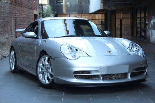 2003 PORSCHE 911 996 MY04 GT3- for sale in Australia