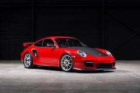 2010 Porsche 911 997 Series II GT2 RS Coupe 2dr Man 6sp 3.6TT [MY11]