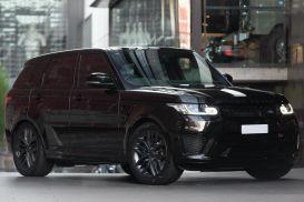 2015 Land Rover Range Rover Sport L494 V8SC SVR Wagon 5dr CommandShift 8sp 4x4 5.0SC [MY15.5]