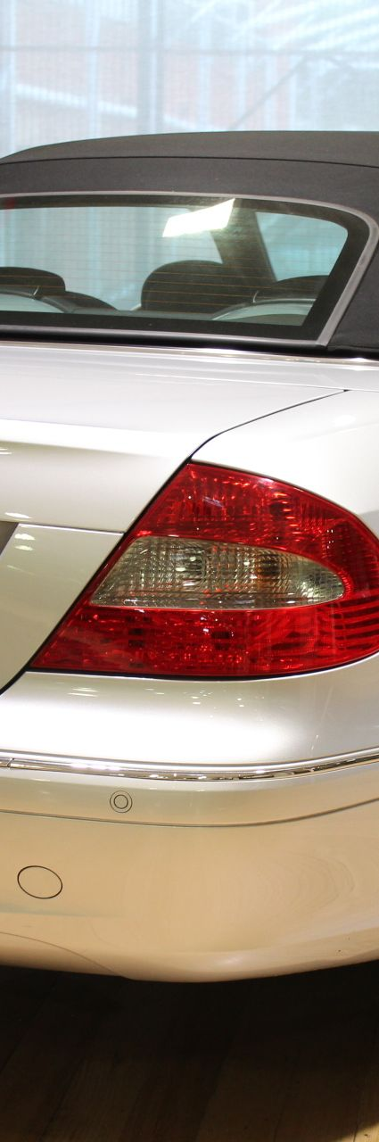 2007 MERCEDES CLK350 A209 MY08 AVANTGARDE- for sale in Australia