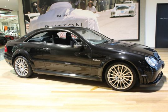 2008 MERCEDES CLK63 AMG BLACK SERIES- for sale in Australia