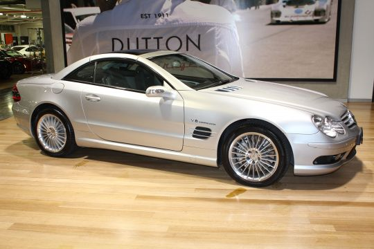 2005 MERCEDES SL55 R230 MY05 AMG- for sale in Australia