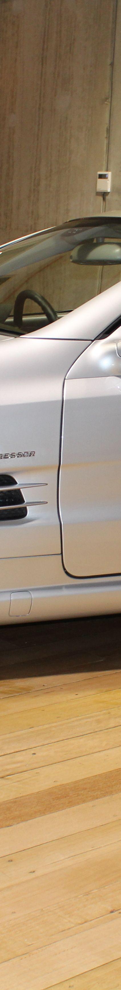 2005 MERCEDES SL55 R230 MY05 AMG- for sale in Australia