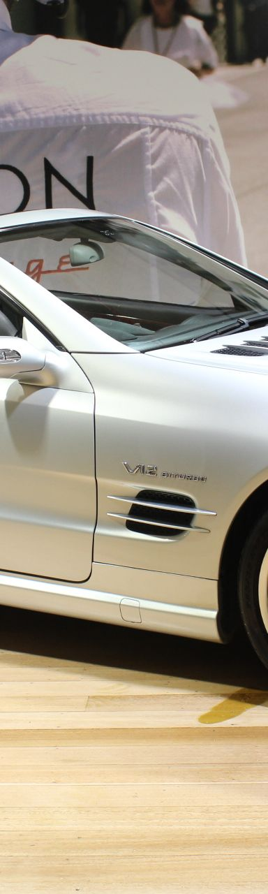 2005 MERCEDES SL65 AMG R230 MY05 - for sale is Australia