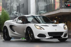 2018 Lotus Elise 111 Sport 220 Roadster 2dr Man 6sp 1.8SC [MY18]