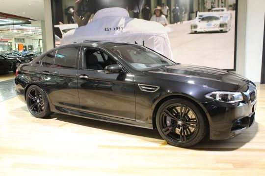 2015 BMW M5 F10 LCI M-DCT- for sale in Australia