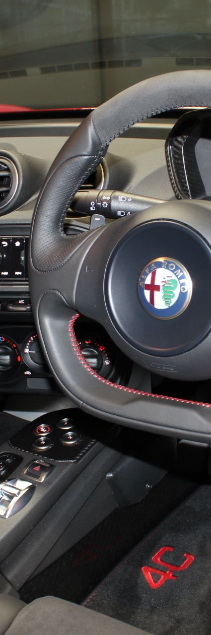 2015 ALFA ROMEO 4C LAUNCH EDITION TCT- for sale in Australia