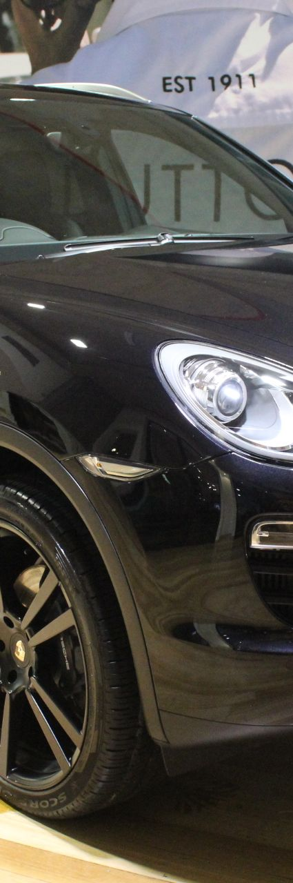 2014 PORSCHE CAYENNE 92A MY14 TIPTRONIC- for sale in Australia