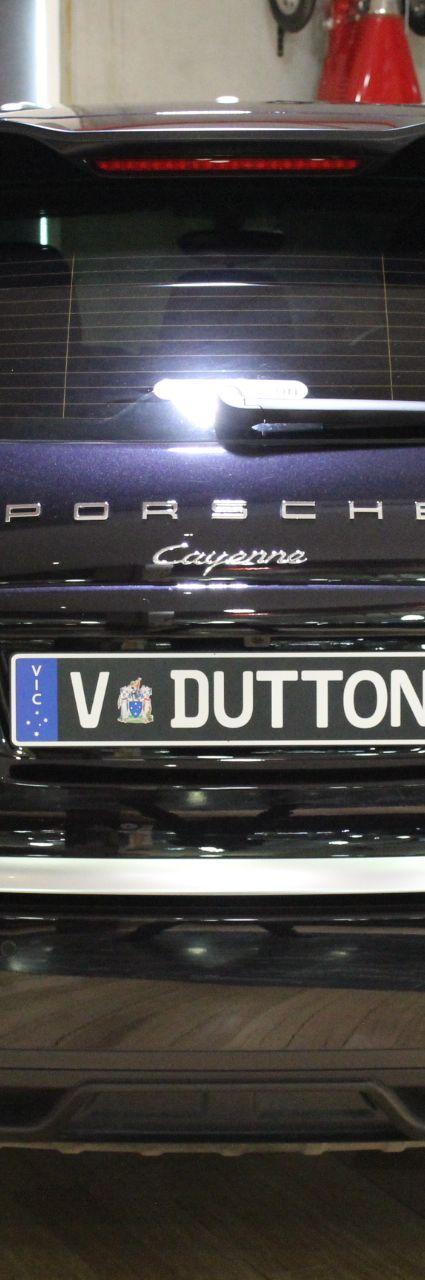2014 PORSCHE CAYENNE 92A MY14 TIPTRONIC- for sale in Australia