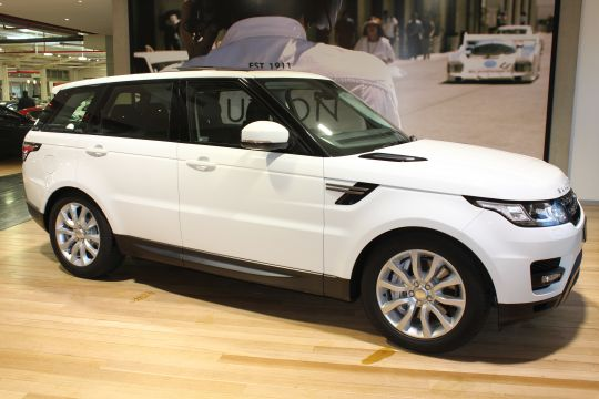 2014 LAND ROVER RANGE ROVER SPORT L494 MY14.5 SDV6 COMMANDSHIFT SE- for sale in Australia