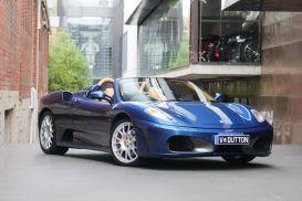 2007 Ferrari F430 F136 F1 Convertible 2dr Seq. Mac 6sp 4.3i