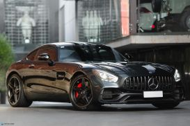 2018 Mercedes-Benz AMG GT C190 S Coupe 2dr SPEEDSHIFT DCT 7sp 4.0TT