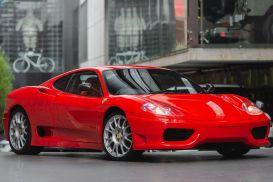 2004 Ferrari 360 Challenge Stradale Coupe 2dr Seq. Mac 6sp 3.6i