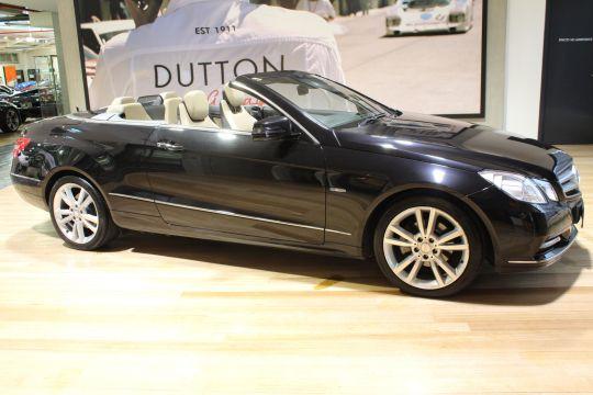 2012 MERCEDES E250 A207 MY12 BLUEEFFICIENCY 7G-TRONIC- for sale in Australia