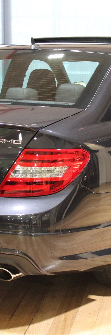 2012 MERCEDES C63 W204 MY12 AMG SPEEDSHIFT- for sale in Australia