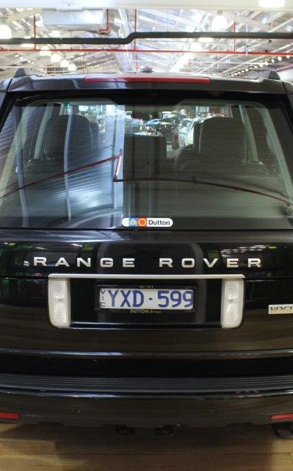 2012 LAND ROVER RANGE VOGUE- for sale in Australia