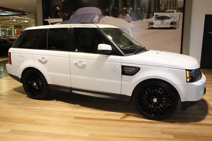 2012 LAND ROVER RANGE ROVER SPORT LUXURY- for sale in Australia