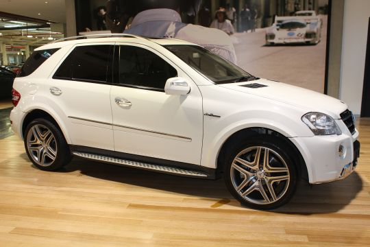 2009 MERCEDES ML63 AMG- for sale in Australia