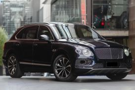 2017 Bentley Bentayga 4V Wagon 5dr Spts Auto 8sp AWD 6.0TT (5-st) [MY17]