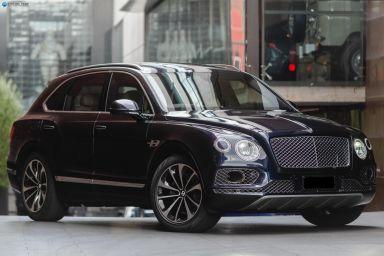 2017 Bentley Bentayga 4V Wagon 5dr Spts Auto 8sp AWD 6.0TT (5-st) [MY17]