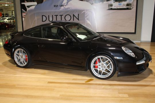 2009 PORSCHE 911 CARRERA 997 Series II MY10 S PDK-for sale in Australia